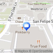 Map Commerce Bank - Commercial Banking Office Houston, United States