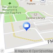 Map Joe Yardas Insurance Agency Conroe, United States