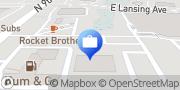 Map Brightway Insurance, The David Pickel Agency Broken Arrow, United States