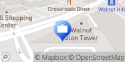 Map BB&T Dallas, United States