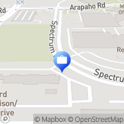 Map Ubs Financial Svc Addison, United States