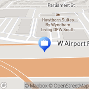 Map ATM Irving, United States
