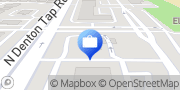 Map Comerica Bank Coppell, United States