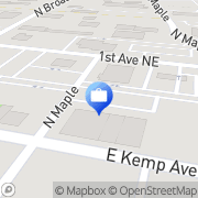 Map Wells Fargo Private Client Svc Watertown, United States