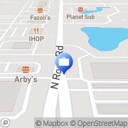 Map American Family Insurance - SCHIRMER SCOTT Wichita, United States