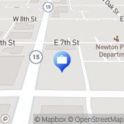 Map Miller Insurance Agency Inc. Newton, United States