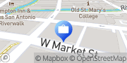 Map BB&T San Antonio, United States