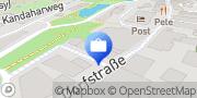 Karte Sparkasse Imst AG - Geschäftsstelle St. Anton Sankt Anton im Montafon, Österreich