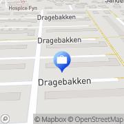 Kort KSH data Odense, Danmark