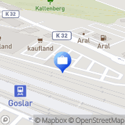 Karte ING-DiBa Goslar, Deutschland