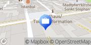 Karte VR-Bank Memmingen eG, Filiale Mindelheim Mindelheim, Deutschland