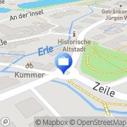 Karte Anja Kühner-End Schleusingen, Deutschland