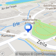 Karte Professionelles Finanzmanagement Thomas Kühner e.K. Schleusingen, Deutschland