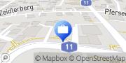 Karte Augusta-Bank eG Raiffeisen-Volksbank, Geschäftsstelle Stadtbergen Stadtbergen, Deutschland