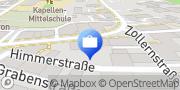 Karte Steuerkanzlei Kemmerling Augsburg, Deutschland
