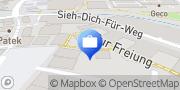 Karte AXA und DBV Regionalvertretung Harald Alt Roth, Deutschland