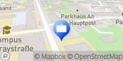 Karte AOK PLUS - Filiale Weimar Weimar, Deutschland