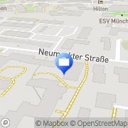 Karte ERGO Versicherung Maximilian Zapf München, Deutschland