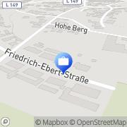 Karte DEVK Versicherung: Jürgen Lucius Osternienburger Land, Deutschland