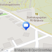Karta Accept Redovisning & Kontorsservice Göteborg, Sverige