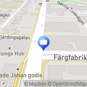 Karta Prima Redovisning Göteborg, Sverige