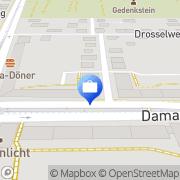 Karte Württembergische Versicherung AG Halle Rainer Hartmann   -In Zukunft eine Adresse- Halle, Deutschland