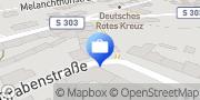 Karte AOK PLUS - Filiale Oelsnitz Oelsnitz, Deutschland