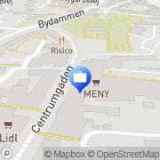 Kort VAC Revision ApS Balleru, Danmark