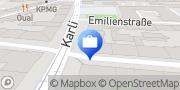 Karte ERGO Pro Paul Ehlert Leipzig, Deutschland