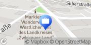 Karte AOK PLUS - Filiale Crimmitschau Crimmitschau, Deutschland