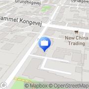 Kort GM - Administration Frederiksberg, Danmark