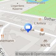Kort Sparbank A/S København, Danmark