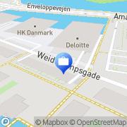 Kort Tomatsuppe København, Danmark