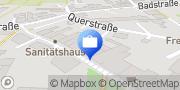 Karte AOK PLUS - Filiale Bad Lausick Bad Lausick, Deutschland