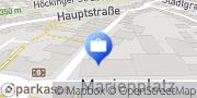 Karte VR-Bank Landau-Mengkofen eG Landau an der Isar, Deutschland