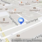 Karta Handelsbanken Helsingborg, Sverige