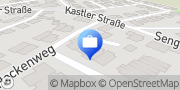 Karte HUK-COBURG Versicherung Florian Forsthofer in Emmerting - Seng Emmerting, Deutschland