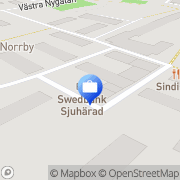 Karta Swedbank Sjuhärad Borås, Sverige