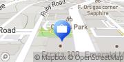 Map ACOM Consumer Finance Corporation Pasig, Philippines