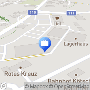 Karte Kärntner Sparkasse AG Kötschach, Österreich