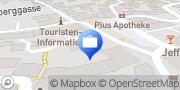 Karte VR GenoBank DonauWald eG, Hauptgeschäftsstelle Regen Regen, Deutschland