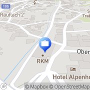 Karte Kärntner Sparkasse AG Obervellach, Österreich