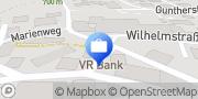 Karte VR GenoBank DonauWald eG, Geschäftsstelle Kirchdorf Kirchdorf im Wald, Deutschland