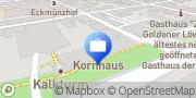 Karte AOK PLUS - Filiale Freiberg Freiberg, Deutschland