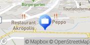 Karte ERGO Versicherung Bernhard Pendleder Grafenau, Deutschland