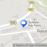Karte Debeka Versichern Bausparen Organisationsleiter Schöller Roland Grafenau, Deutschland