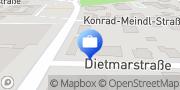 Karte UNIQA ServiceCenter & Kfz Zulassungsstelle Ried/Innkreis Ried im Innkreis, Österreich