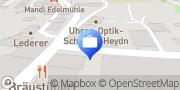 Karte VR-Bank Passau eG, Geschäftsstelle Freyung Freyung, Deutschland
