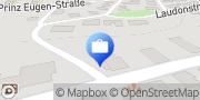 Karte Allgemeine Sparkasse Oberösterreich Bank AG Vöcklabruck, Österreich