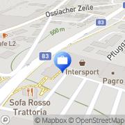 Karte Kärntner Sparkasse AG Villach, Österreich
